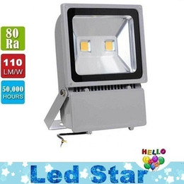 Wholesale 100W X50W Led Floodlights Lumens Super Bright Waterproof Outdoor Led Flood Lights Warm Cold White AC V