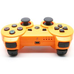 Wireless Bluetooth Controller for PlayStation 3 Wireless Gamepad Joystick Game Joystick For PS 3 Video Games Without retail package