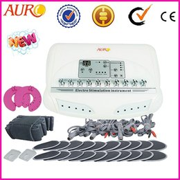 Wholesale Professional electrical muscle stimulator EMS slimming beauyt equipment machine with CE approval Au