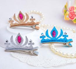 Korean style children hair accessories girls Hair clip Hair Claws Christmas tree snowman deer hairpin princess mini resin flower hair pin