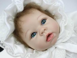 Wholesale silicone reborn baby doll top selling items dolls for girls boneca de pano reborn dolls babies jouet lifelike reborn baby dolls