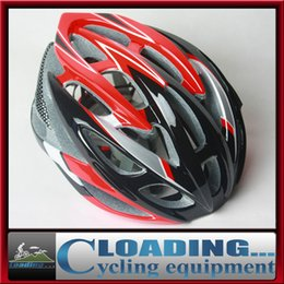 Wholesale-HOT SALE man woman 57-62cm adjustable size PC mtb mountain road bicycle cycling helmet head gear protector white,blue,red,orange