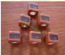 Wholesale KOSO performance variator slider set Polygon roller set x12mm for ScooterMinarelli JOG50 JOG90 BWS50 VINO50 RS100 ZIP F act Matrix50