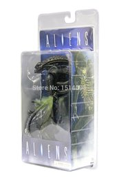 Wholesale NECA Actions Toys Alien generation ALIEN Inch Movable Doll Model Fighting Style FW036