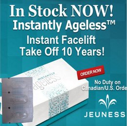 Wholesale Original Hottest Sheets JEUNESSE AGELESS Eye Cream Instantly Face Lift Anti Aging Skin Care Products Wrinkle Best Quality