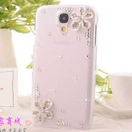 New 2014 rhinestone case cover for samsung galaxy s4 mini s4mini i9190 mibile phone case