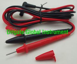 Wholesale Fluke TL75 Hard Point Test Lead Set for Multimeter clamp meter B B B C C C V