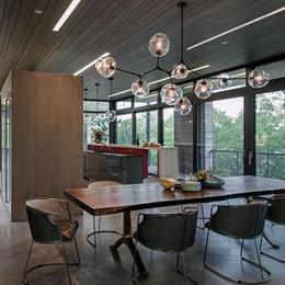 2016 al por mayor de la ingeniería Característica mayor-Lindsey Adelman, droplight nórdica habitación, restaurante estudio dormitorio droplight de la lámpara de la ingeniería industrial que se sienta barato al por mayor de la ingeniería