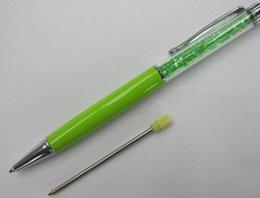 Wholesale-70MM metal ballpoint pen cartridge Replace refill Rotating refill