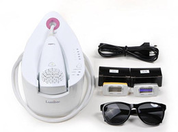 Descuento máquinas de láser usados en venta Portátil Máquina de belleza IPL Depilación Laser Skin Care Home Use IPL depilación a la venta