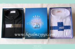 buy cheap islamic clothing 2015 hot style abaya Saudi robe for man China online wholesale HQ042
