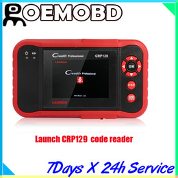 Wholesale Original LAUNCH CRP129 Creader VIII OBDII EOBD Auto Code Reader CRP129 for Engine automatic transmission anti lock braking airbag