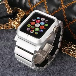 Wholesale Pure Aluminum Metal Universal Multi Touch Watch Band Wrist Strap Multi Touch Metal Case For Apple Watch iWatch mm mm