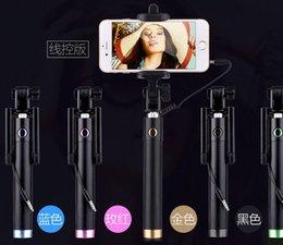 Meilleur stick bluetooth selfie en Ligne-Nouveaux monopodes sans fil pliage selfie bâton poche Bluetooth selfie bâton selfie monopodes protable monopodes meilleure qualité avec la boîte de détail