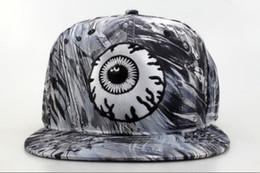 Wholesale 2016 New Hot Mishka Snapback Hat Mishka Keep Watch Snapbacks Eyes Embroidered Hats Basketball Football Baseball Caps Sport Skateboard Cap QH