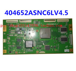Wholesale Original and NEW ASNC6LV4 LED LCD TV T CON Logic board module For SAMSUNG LTY460HC03 LTY520HE06 KDL V4800 best quality