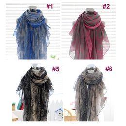 Wholesale New Brand fashion women muslim Bohemia Cashew flowers National totem bali scarf long cotton beach towel Scarf Gift Voile Shawl