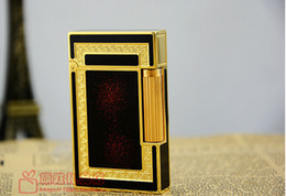 Wholesale STDupont dupont lightersGas lighters The original act as purchasing agency LangSheng lighter