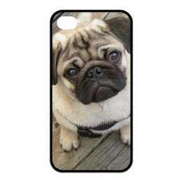 Toy Dog Pug cell phone case for iPhone 4s 5s 5c 6 6s Plus ipod touch 4 5 6 Samsung Galaxy s2 s3 s4 s5 mini s6 edge plus Note 2 3 4 5