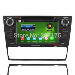 Wholesale Android Car DVD for BMW Series E90 E91 E92 E93 with HD A9 GHz Wifi G