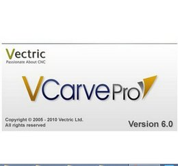 Wholesale Perfect Working Vectric Vcarve Pro V6 For Win Bit English Version Full Function Fast Delivery