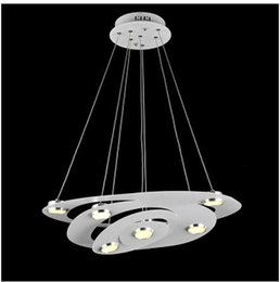 Wholesale modern brief D65inches H100inches aluminium LGP living room light dining room lighting indoor lighting ceiling pandent lamp