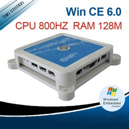 Wholesale WinCE Thin client Mini PC Cloud Terminal PC Share For Windows XP Win7 Linux Low Cost RDP6 Office Station Host PC Many Users