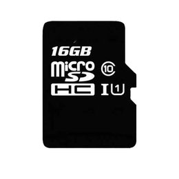 Wholesale Hot Selling GB Micro SD Card TF Memory Card CLASS Flash SDHC White Retail Package For CCTV Camera Smart Phone and PC