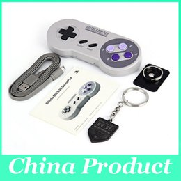 Canada 8Bitdo SNES30 sans fil Bluetooth Gamepad Pro Game Controller pour iOS Android Gamepad PC Mac Linux Rétro Design 010110 Offre