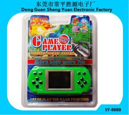Cadeaux de Noël les meilleurs enfants 1,8 pouces écran couleur enfants 288 jeux en 1 joueur portable électronique consola jeux vidéo à partir de enfants jeux vidéo fabricateur