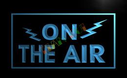 LB066-TM SUR LES AIR radio Studio d'enregistrement Signalisation lumineuse. La publicité. panel.jpg conduit à partir de signe d'enregistrement fournisseurs