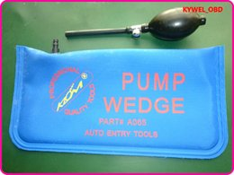 Wholesale Original Klom Big size air wedge Air pump wedge Inflatable Unlock tool Big size air wedage New Pump air wedge