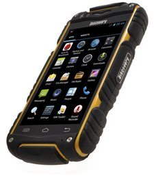 Wholesale Discovery V8 inch Smart Phone Android MTK6572 Dual core cell phones Waterproof Dustproof Shockproof WIFI
