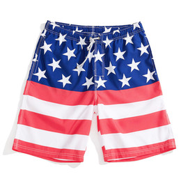 Wholesale High quality summer Fashion men s best gift Polyester material leisure surf board shorts beach shorts swim pants swimwears swimming tru