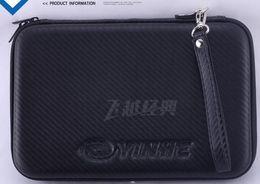Yinhe 8008 table tennis bag single set ping pong racket cover