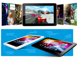 Dual core tablet pc en Ligne-Hot vente A23 9 pouces Dual Core Tablet PC Android 4.4 Allwinner 8GB 1.2GHz avec double caméra 2160p livraison gratuite