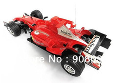 Wholesale Hot sale ship Within Hour New Amazing F1 Mini Super Remote Controll Car Radio Racing Car color