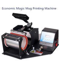 Wholesale Economic Magic Mug Printing Machine Mug Heat Press Machine Mug Photo Printing Machine EU Plug Send by Fedex ems