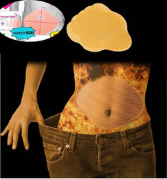 Wholesale 5Pcs Pack Wonder Patch Abdomen treatment patch Lose weight fast Slim patch fat burners days quick weight loss set