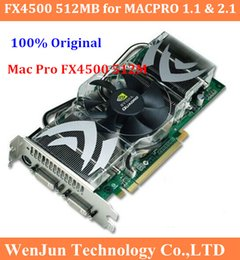 Wholesale nVidia Quadro FX4500 MB for MACPRO Video Card MORE Powerful than GT Best Choice for next upgrade yourMAC PRO order lt no tr