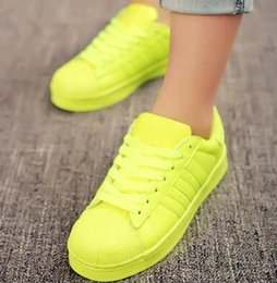 Wholesale 2015 High quality new stan shoes fashion smith sneakers casual leather men women sport running shoes pinks colors