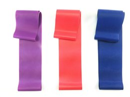 3pcs Fitness Workout Ankle Wrist Resistance band LOOP Gym pilates yoga Light Med Heavy Exercise Leg BUTT Lift Loop