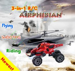 Wholesale UDI U821 in RC Remote Control Toys Flying Car Helicopter Chariot CH Radio Warplane Amphibian Missile Bullet