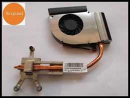 Wholesale new cooler for HP CQ61 G61 cooling heatsink with fan radiator