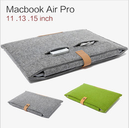 Wholesale S Topsale New Notebook Laptop sleeve for Macbook Air Pro Case Cover Inch Computer Bag Laptop Bag Best Price