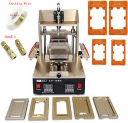 5in1 LCD Refurbish Machine Middle Bezel Separator   Frame Laminating Machine   Vacuum LCD Separator   Glue Remover   Preheater