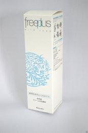 Wholesale Japan Free plus Freeplus net run cleanser g female facial cleanser Cleansing amino acid