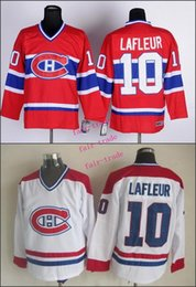 canadiens #10 guy lafleur red.jpg 2015 Ice Winter Jersey Cheap Hockey Jerseys Authentic Stitched Free Shipping Size 48-56