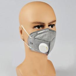 Armadura usada en venta-Hot Sales Gris Médico Mascarillas No Tejidos Uso Desechable Mascarillas Anti-Virus Máscaras plegables de protección YC0008 smileseller