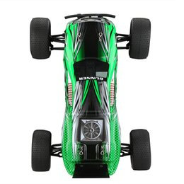 2017 4wd nouvelle voiture New Electric 1 / 10e Maquette YiKong Inspira E10XT-BL 4WD brushless RC Truggy Truck RTR télécommande piste afin de voiture $ de 18Personne peu coûteux 4wd nouvelle voiture